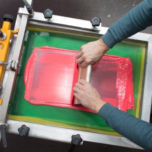Screen Printing 2